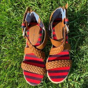 Tommy Hilfiger Shoes - NWOT Tommy Hilfiger Wedges